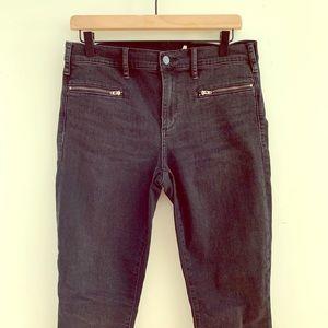Gap 1969 true skinny ankle jeans